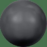 Crystal Black Pearl 6mm