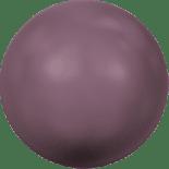 Crystal Burgundy Pearl 4mm