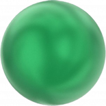 Crystal Eden Green Pearl 5mm