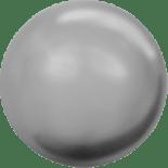 Crystal Grey Pearl 2mm