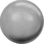 Crystal Grey Pearl 3mm