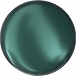 Crystal Iridescent Tahitian Look Pearl 6mm