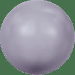 Crystal Mauve Pearl 6mm
