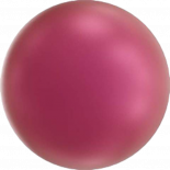 Crystal Mulberry Pink Pearl 12mm