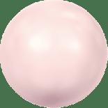 Crystal Rosaline Pearl 4mm