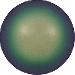 Crystal Scarabaeus Green Pearl 4mm