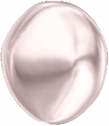 Crystal Rosaline Pearl 10mm