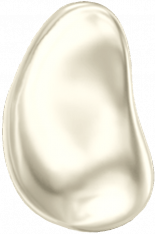 Crystal Cream Pearl 14mm