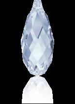 Crystal Blue Shade 13x6.5mm