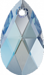 Aquamarine Shimmer 16mm