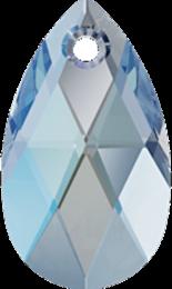Aquamarine Shimmer 22mm