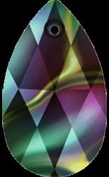 Crystal Rainbow Dark 22mm
