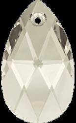 Crystal Silver Shade 22mm