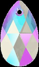 Light Sapphire Shimmer 16mm