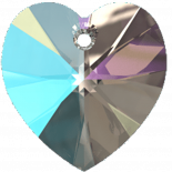 Crystal Shimmer 10.3x10mm