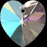 Crystal Shimmer 18x17.5mm
