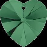 Emerald 18x17.5mm