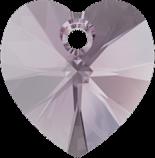 Light Rose Shimmer 14.4x14mm