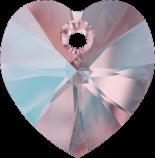 Light Rose Shimmer 18x17.5mm