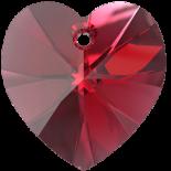 Scarlet 14.4x14mm
