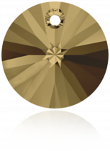 Crystal Bronze Shade 8mm