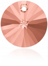 Rose Peach 6mm