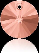 Rose Peach 8mm