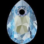 Aquamarine Shimmer 9mm