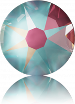 Crystal Burgundy Delite ss34