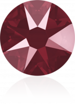 Crystal Dark Red ss34