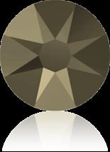 Crystal Metalic Lt Gold F ss34
