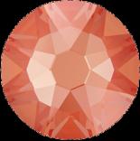 Crystal Orange Glow Delite ss9