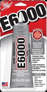 e6000 Glue 2oz