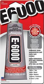 e6000 Glue 3.7oz